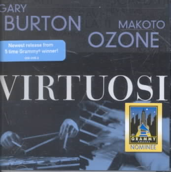 VIRTUOSI BY BURTON,GARY/OZONE, (CD)